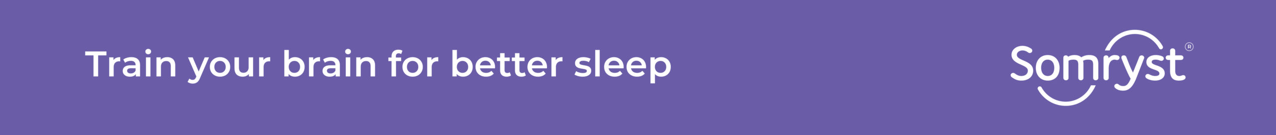 Better sleep starts with a clinically proven treatment delivered directly to your smartphone.</br></br>